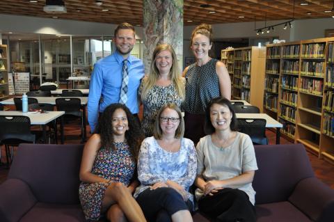 Tucson Faculty Group Photo