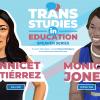 trans studies speaker logo