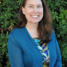 Jill Castek portrait