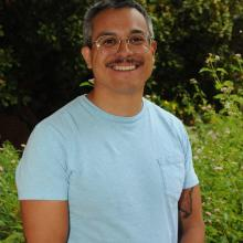 Raul Gonzalez portrait