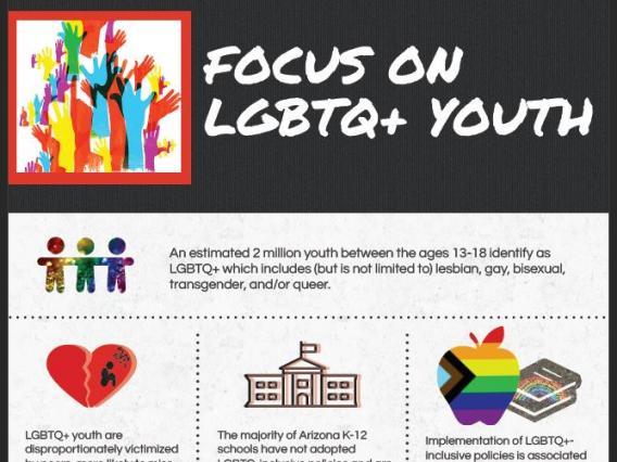 LGTBQ+ Infographic