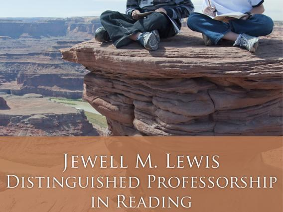 Jewell M. Lewis poster