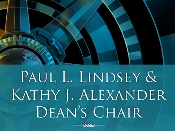Paul L. Lindsey & Kathy J. Alexander poster