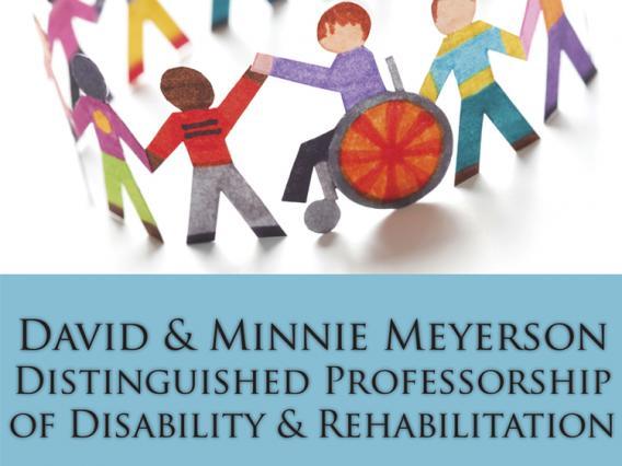 David & Minnie Meyerson poster