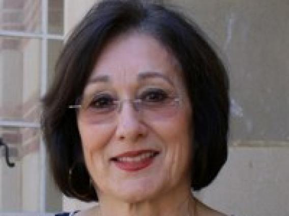 Patricia Gandara Portrait