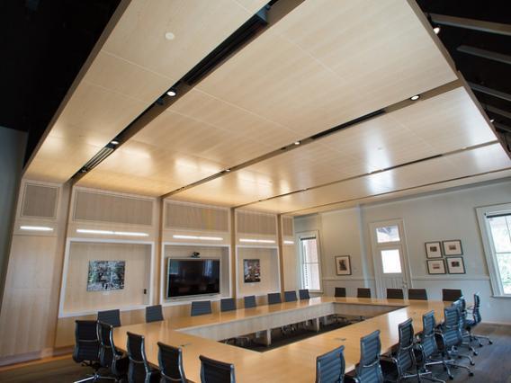 old main board room