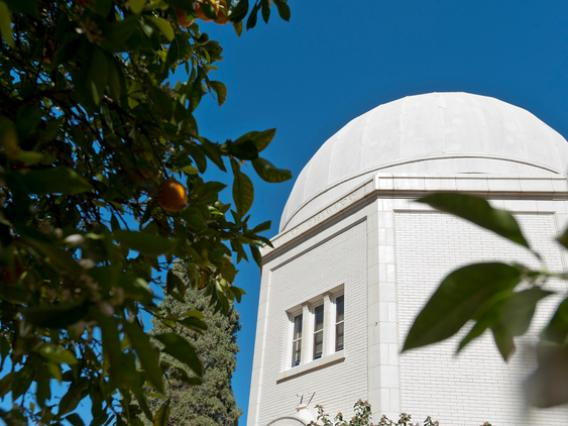 steward observatory dome