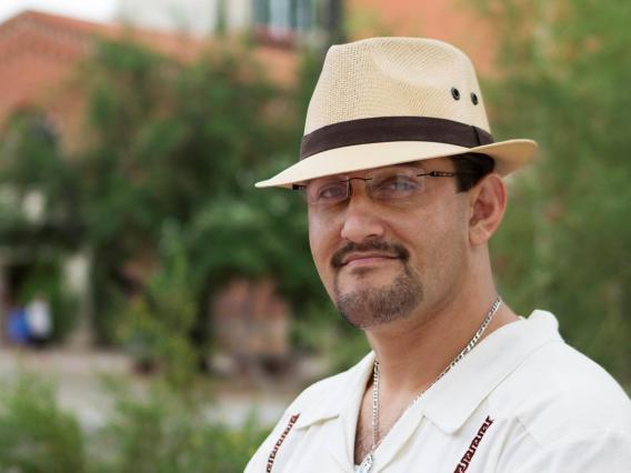 Nolan Cabrera portrait