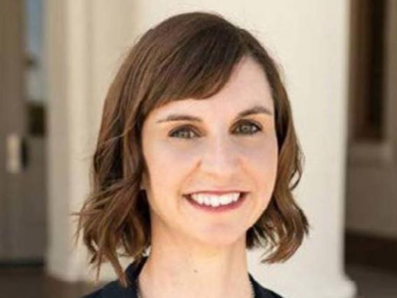 Kathy Hoffman portrait