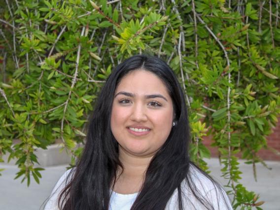 Rena Mendoza Portrait