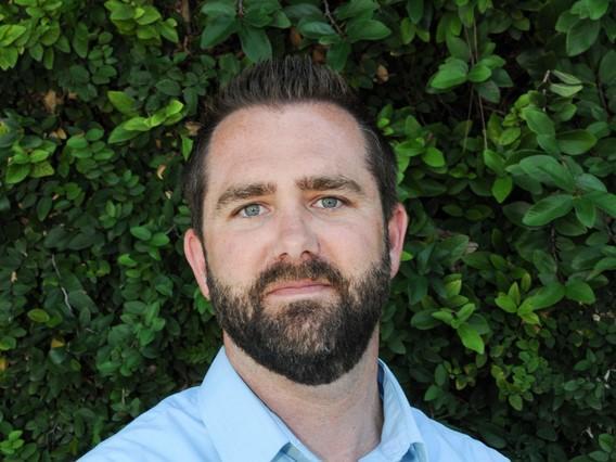 Shaun Cahill Portrait