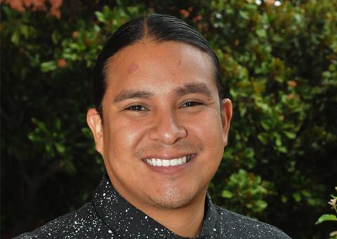 Assistant Professor Jameson Lopez portrait