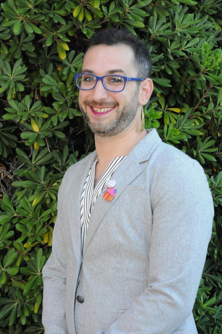 Associate ProfessorZ Nicolazzo portrait