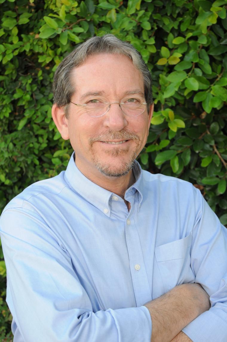 Phil Johnson portrait
