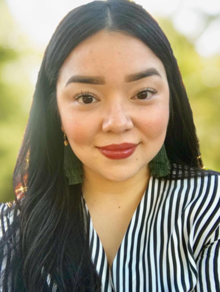 Karina Salazar portrait