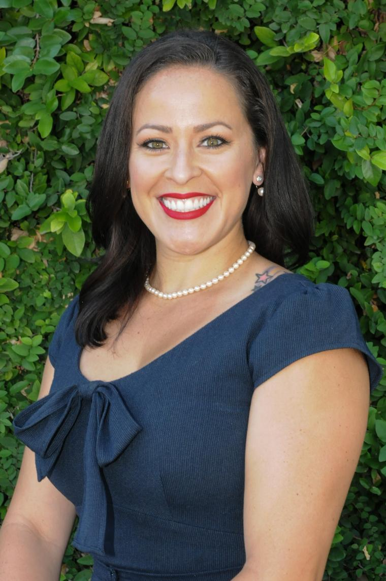 Vanessa Perry portrait
