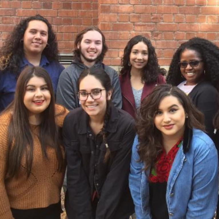 Group photo of the 2019 AWARDSS program fellows
