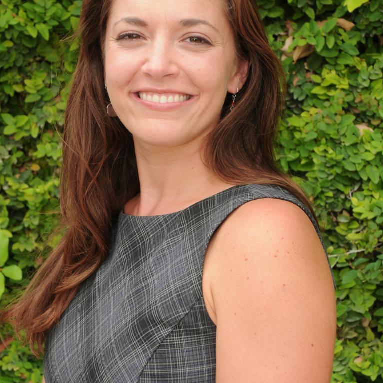 Assistant Professor Leah Durán