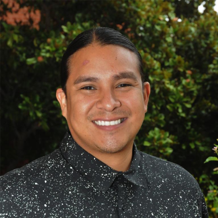 Assistant Professor Jameson Lopez
