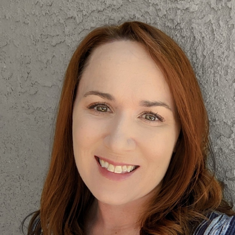 Trina Zimmerman headshot
