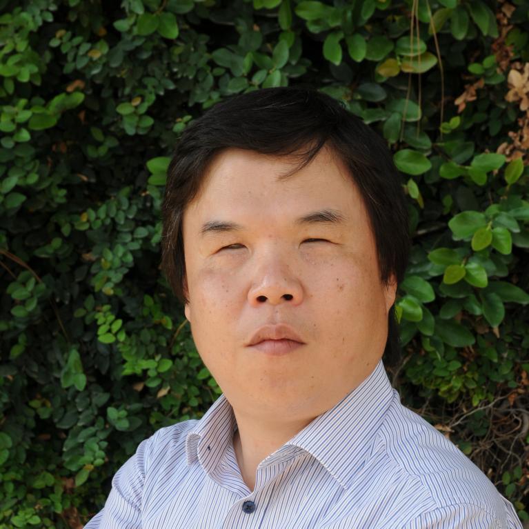 Sunggye Hong headshot