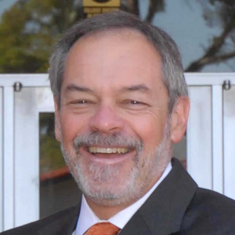Ron Marx portrait