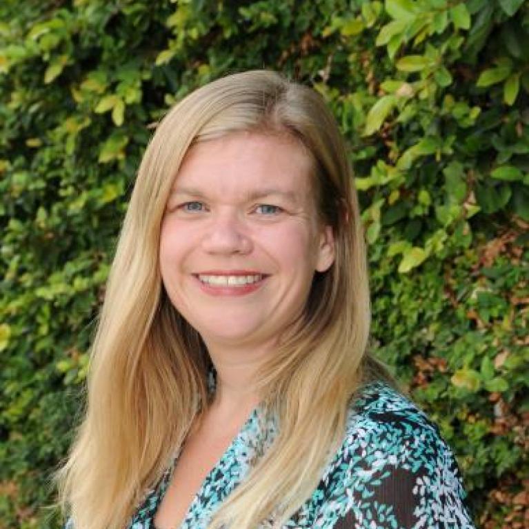 Michelle Perfect portrait