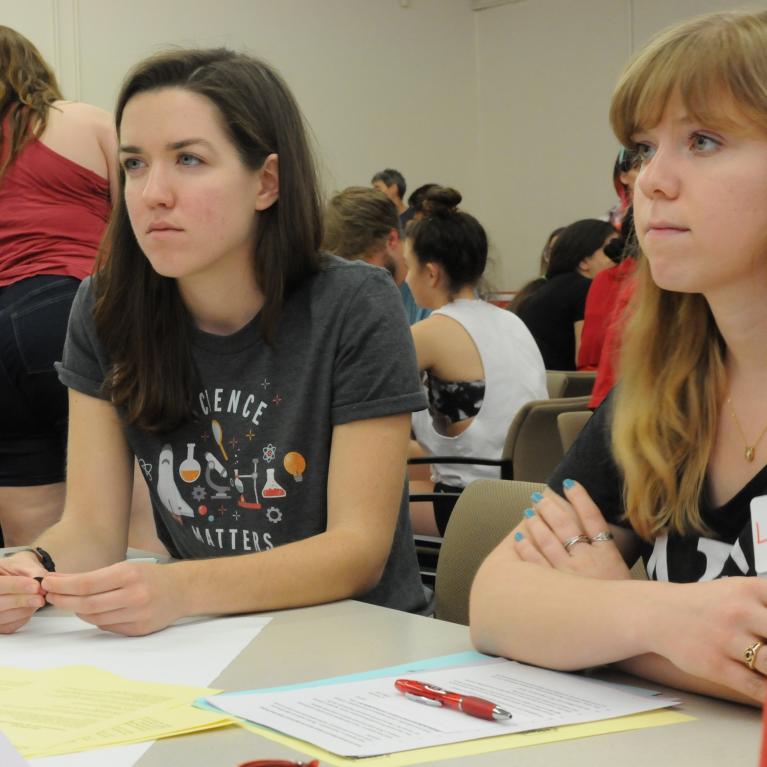 Undergraduates in teacher education