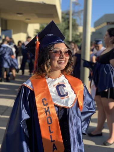 cholla high school graduate