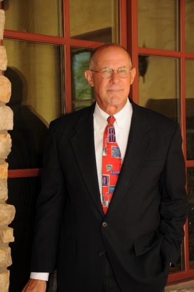 Paul Lindsey Portrait